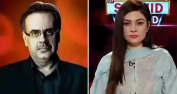 Live With Dr. Shahid Masood (Maryam Nawaz Vs Shahbaz Sharif) - 22nd June 2019
