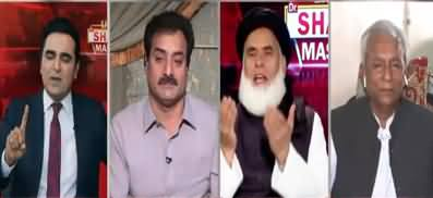 Live With Dr. Shahid Masood (Maulana Ka Azadi March) - 20th October 2019