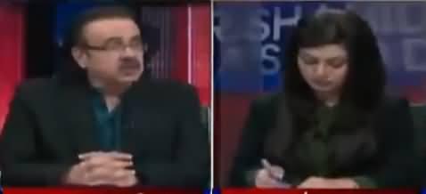 Live With Dr.Shahid Masood (Maulana Sami ul Haq Ki Shahadat) - 2nd November 2018