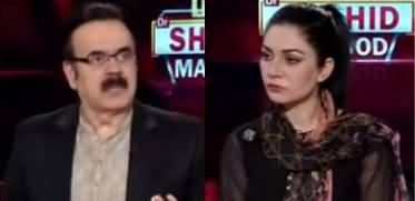Live with Dr. Shahid Masood (May Will Be Tough Month) - 25th April 2020