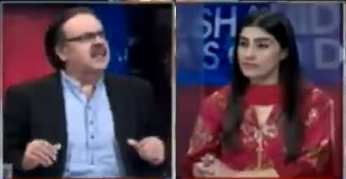 Live With Dr Shahid Masood (Mazeed Khatraat) – 19th November 2017