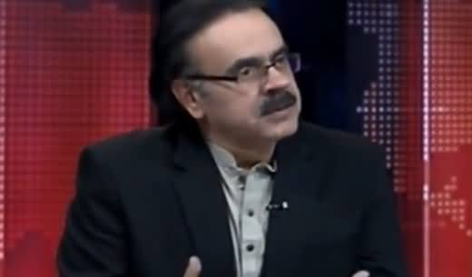 Live with Dr.Shahid Masood (Mike Pompeo) - 5th September 2018