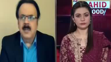 Live with Dr. Shahid Masood (More Chaos...) - 18th October 2020