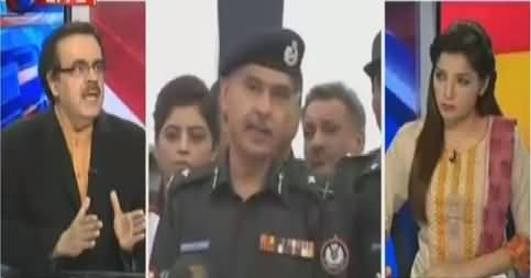 Live With Dr Shahid Masood (MQM Mein Baghawat) – 7th March 2016