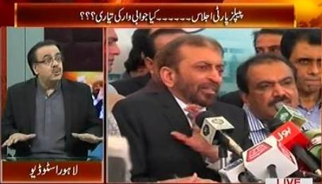 Live With Dr. Shahid Masood (MQM Strike Failed, Bilawal in Lahore) – 12th September 2015