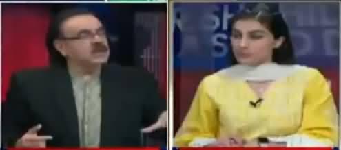 Live With Dr. Shahid Masood (Muashi Dehshatgardi) - 9th October 2018