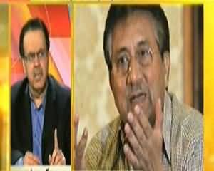 Live With Dr. Shahid Masood (Musharraf Ke Liye Kaun Sa Rasta Bacha Hai?) – 31st January 2014