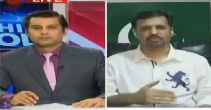 Live With Dr Shahid Masood (Mustafa Kamal Exclusive Interview) – 1st September 2016
