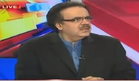 Live With Dr Shahid Masood (Mustafa Kamal MQM Par Bhari) – 10th March 2016