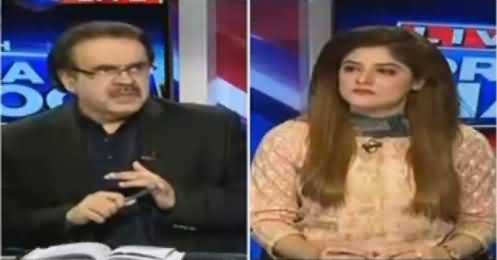 Live With Dr Shahid Masood (Mustafa Kamal Ne Khabardar Kar Diya) – 26th May 2016