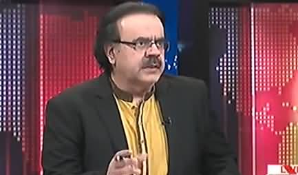 Live With Dr Shahid Masood (NA-120 Mein Logon Ko Ghayb Kia Gaya) – 17th September 2017