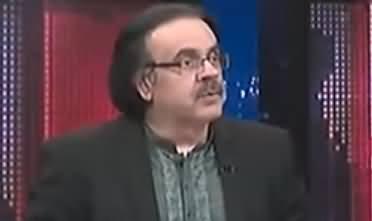 Live With Dr Shahid Masood (Naare Aur Khamoshi) – 3rd October 2017