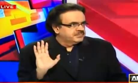 Live With Dr Shahid Masood (NAB Active Against Corruption) – 2nd March 2016