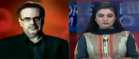 Live With Dr. Shahid Masood (National Action Plan) - 7th March 2019