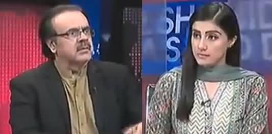 Live With Dr Shahid Masood (Nawaz Aur Zardari Daku Hain - Imran Khan) – 27th October 2017