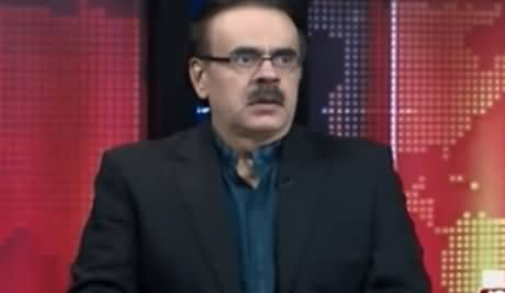 Live with Dr.Shahid Masood (Nawaz Sharif Arrested) – 13th July 2018