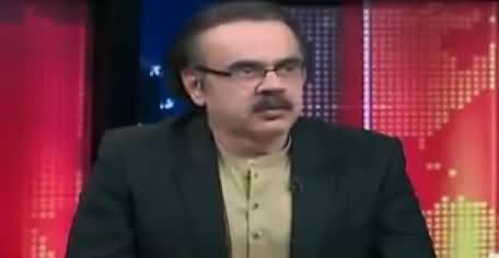 Live With Dr. Shahid Masood (Nawaz Sharif Aur Maryam Ko Saza) – 6th July 2018