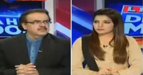 Live With Dr Shahid Masood (Nawaz Sharif Ka Kya Hoga?) – 2nd May 2016