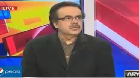 Live With Dr Shahid Masood (Nawaz Sharif Karachi Visit & Other Issues) – 26th February 2016