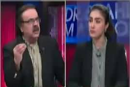 Live With Dr Shahid Masood (Nawaz Sharif Ki Tauheen e Adalat) – 10th August 2017