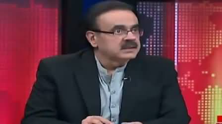 Live With Dr. Shahid Masood (Nawaz Sharif Ki Wapsi) – 12th July 2018