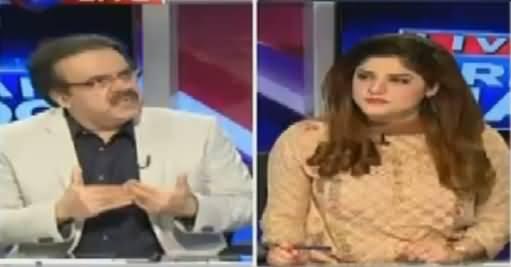 Live With Dr Shahid Masood (Nawaz Sharif Phir Bemaar Ho Gaye) – 18th July 2016