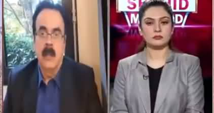 Live With Dr. Shahid Masood (Nawaz Sharif & Plan-B) - 13th November 2019