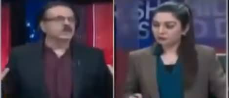 Live with Dr. Shahid Masood (Nawaz Sharif's Bail Rejected) - 25th February 2019