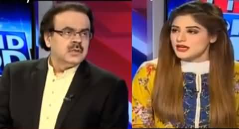 Live With Dr Shahid Masood (Nawaz Sharif Surgery & Other Issues) - 31st May 2016