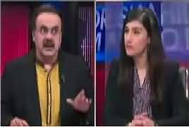 Live With Dr Shahid Masood (Nawaz Sharif Worried) – 7th July 2017