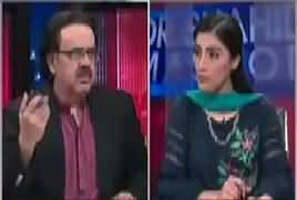 Live With Dr Shahid Masood (Nawaz Zardari Khail) – 18th August 2017