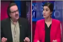 Live With Dr Shahid Masood (Naya Wazir e Azam) – 29th July 2017