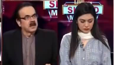 Live with Dr. Shahid Masood (Naye Mahaaz) - 10th May 2021