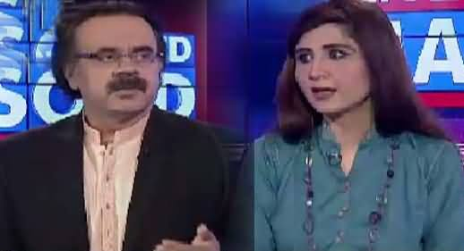 Live With Dr Shahid Masood (New Army Chief) – 27th November 2016