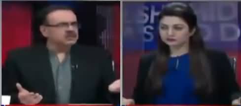 Live With Dr. Shahid Masood (New Crisis) - 17th November 2018