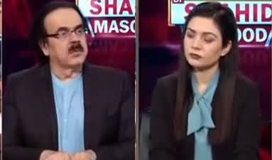 Live with Dr. Shahid Masood (New Grouping) - 6th July 2021