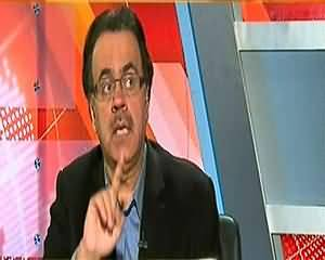 Live With Dr. Shahid Masood (New Story in 35 Punctures and Musharraf Case) – 22nd February 2014