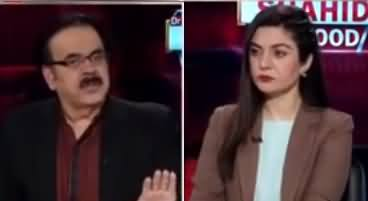 Live with Dr. Shahid Masood (New Threats) - 29th June 2020