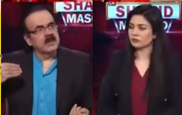 Live with Dr. Shahid Masood (New War...) - 9th September 2021