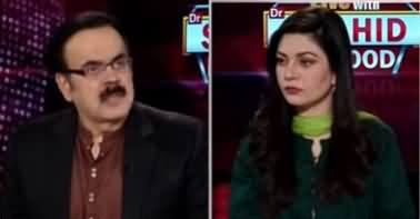 Live with Dr. Shahid Masood (New World War & Pakistan) - 7th May 2020