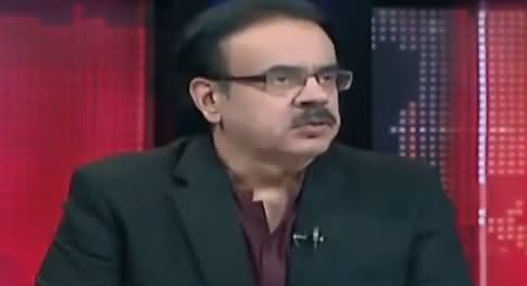 Live With Dr. Shahid Masood (Next Few Days) - 14th February 2019