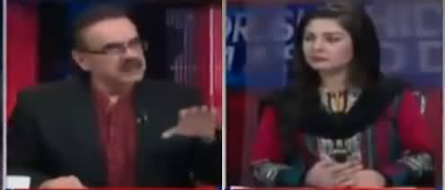 Live With Dr. Shahid Masood (NRO) - 29th October 2018