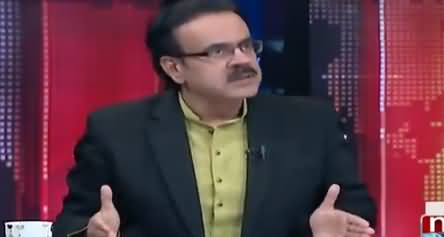Live With Dr. Shahid Masood (NRO Mulk Se Ghaddari Hogi - PM) - 9th February 2019
