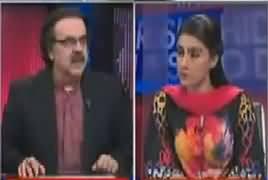 Live With Dr Shahid Masood (NRO Ya Tasadam?) – 23rd May 2017