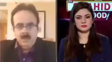 Live With Dr. Shahid Masood (One Year of PTI Govt) - 25th July 2019