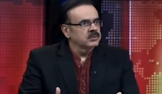 Live with Dr. Shahid Masood (Operation Against Badmashia) - 14th September 2018