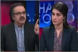 Live with Dr Shahid Masood (Operation Radd ul Fasaad, Panama Case) - 24th February 2017