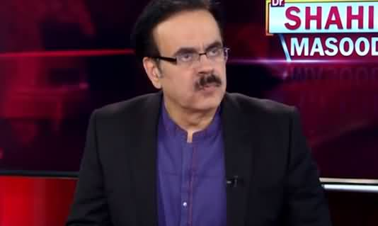 Live with Dr. Shahid Masood (Opposition Ki Tehreek) - 19th May 2019