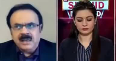 Live with Dr. Shahid Masood (Opposition On Roads) - 15th October 2020