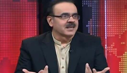 Live With Dr Shahid Masood (Opposition Parties, Badmashia) – 2nd August 2018